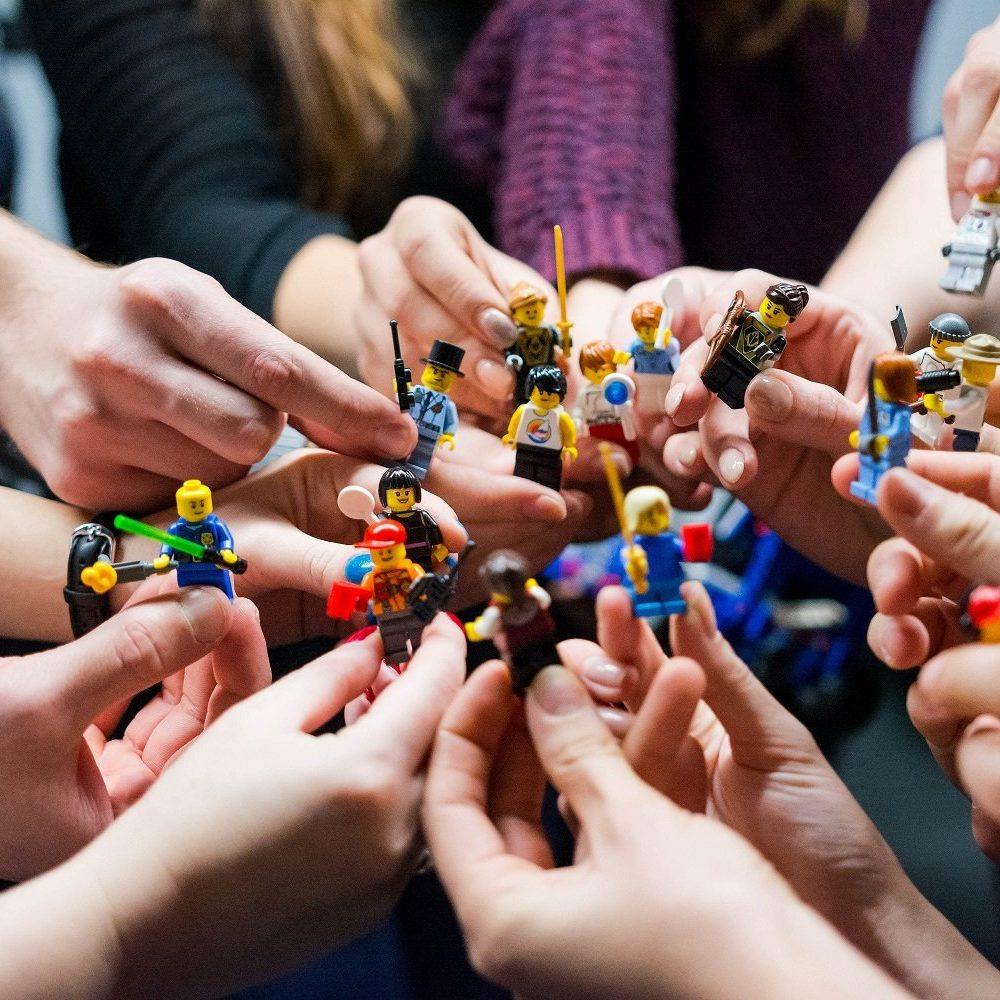 Lego-Be a Trascendental
